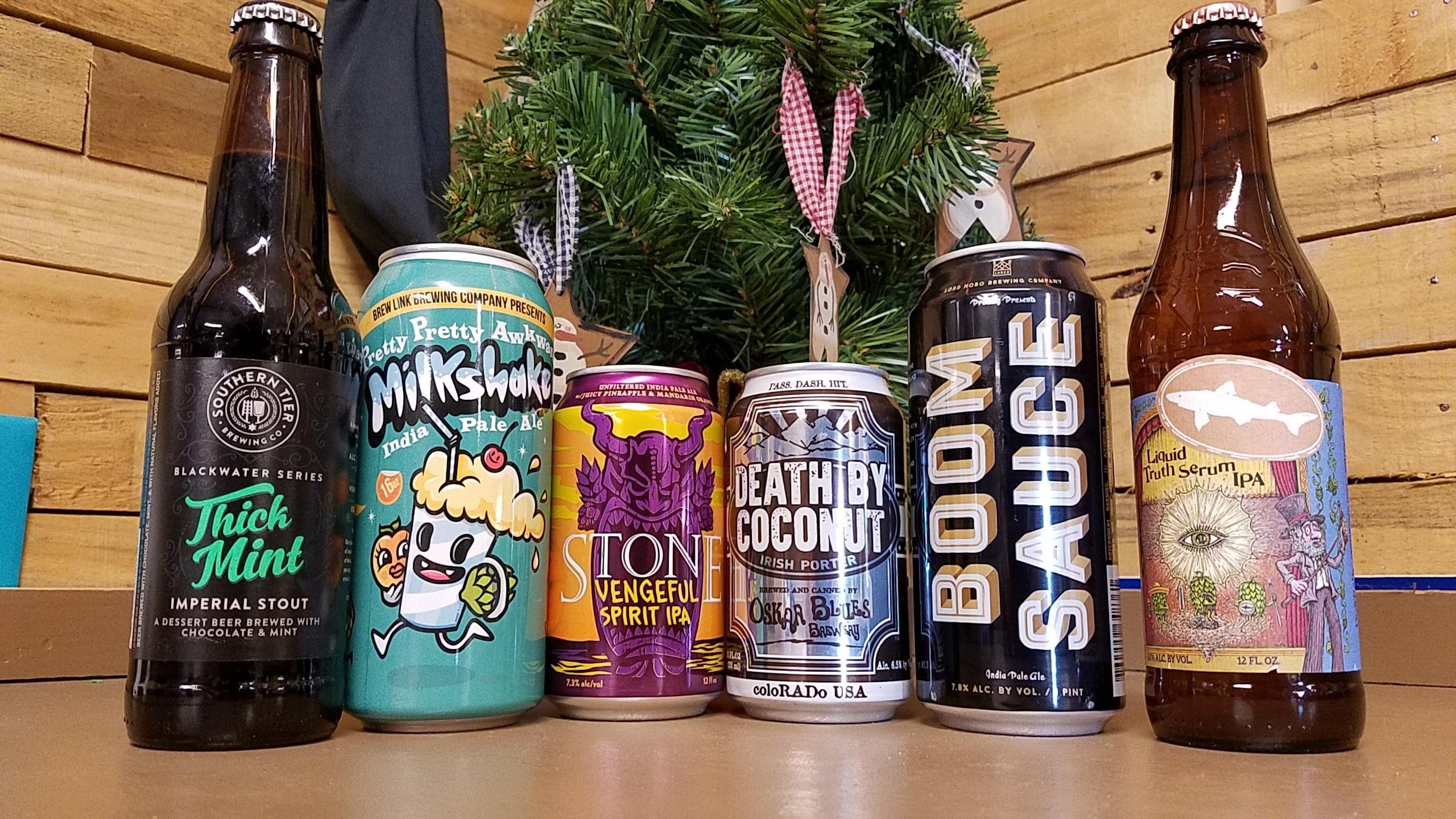Christmas gift from a friend! #FavoriteBeers #summershandy #beers ...