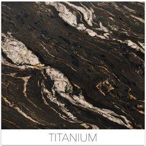 Black Granites Titanium Now In Stock At Dwyer Marble And Stone Titanium Granite Granite Black Granite Countertops