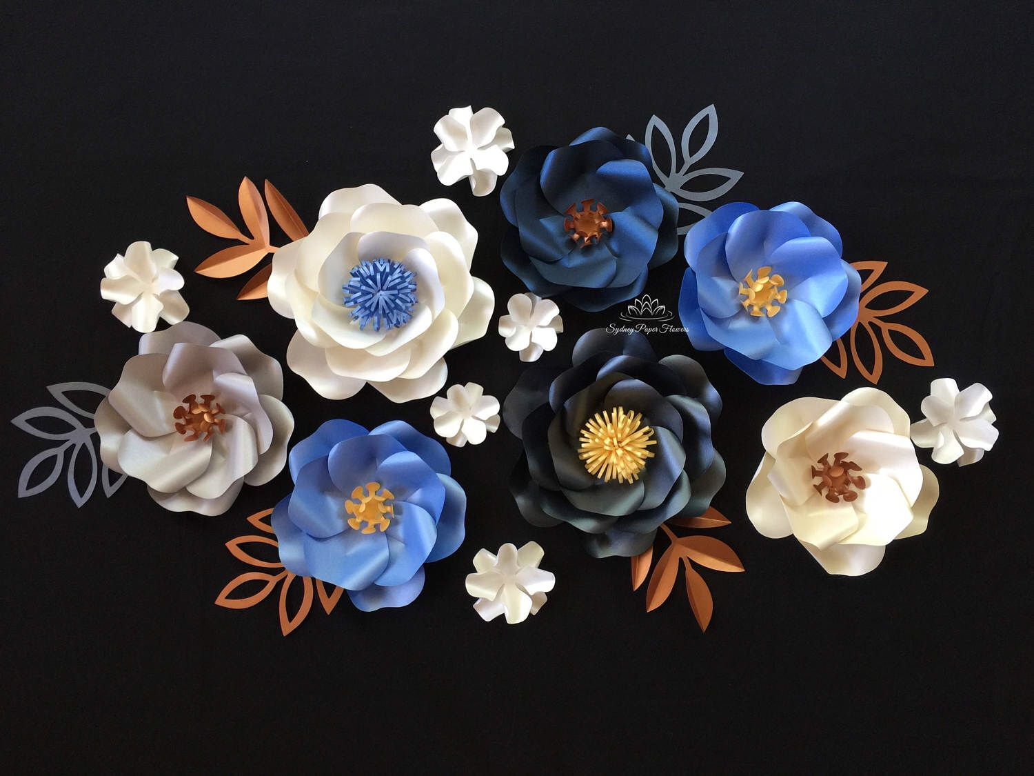 Pin By Sydneypaperflowers On Paper Flowers And Backdrops By