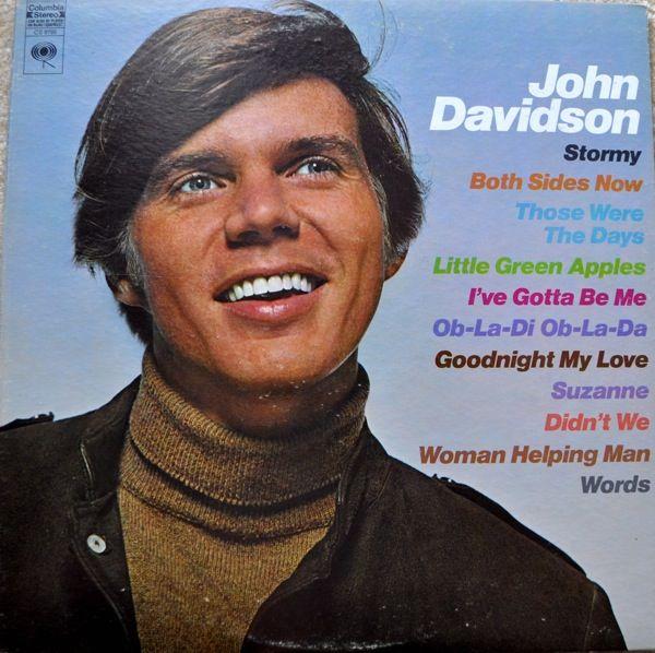 John Davidson - John Davidson Album In 2019