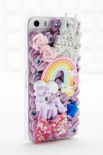 Pony Rainbow iPhone 5 Case