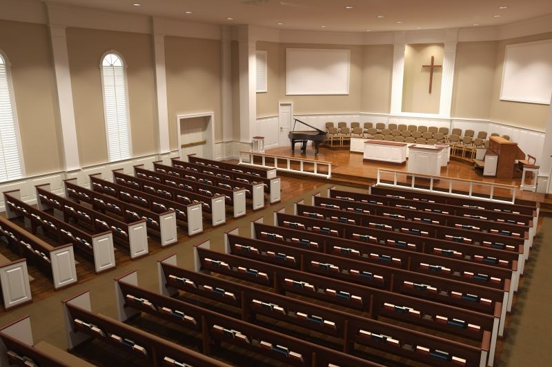 Traditional Church Stage Design Google Search