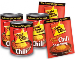 3 New Gold Star Chili Coupons Hunt4freebies Gold Star Chili Cincinnati Food Gold Stars