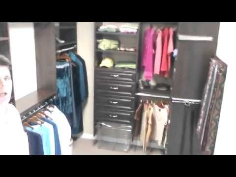 The Closet Doctor   Closet Doctor Showroom Tour