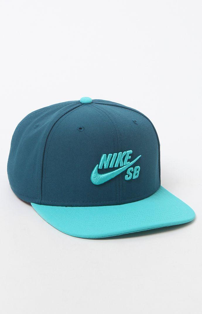 9ba7cb872d409 Nike SB Icon Snapback Hat