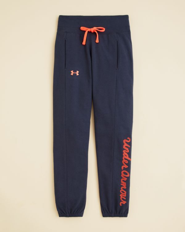 832a2a91 Under Armour Girls' Downtown Pants - Sizes S-xl   Under armour in ...
