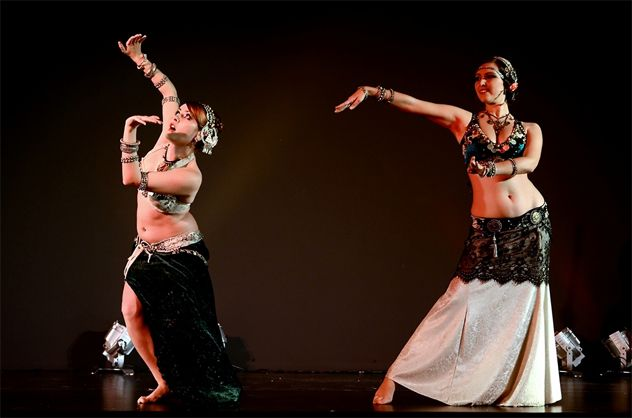 hagalla, Elianas Tribal Passion Show 2012, Tribal jam
