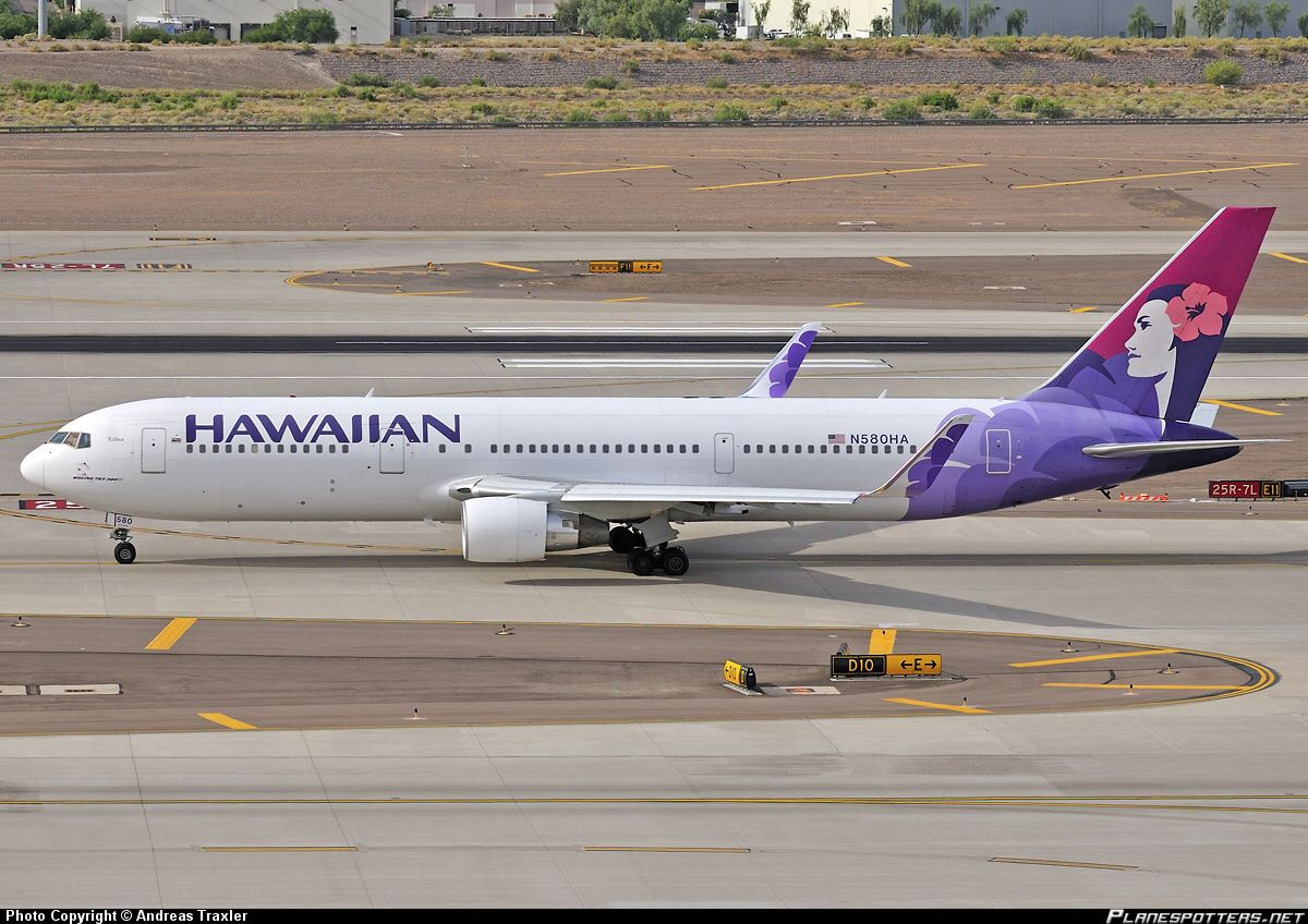 Hawaiian Airlines 767 300er All Things Aviation Pinterest