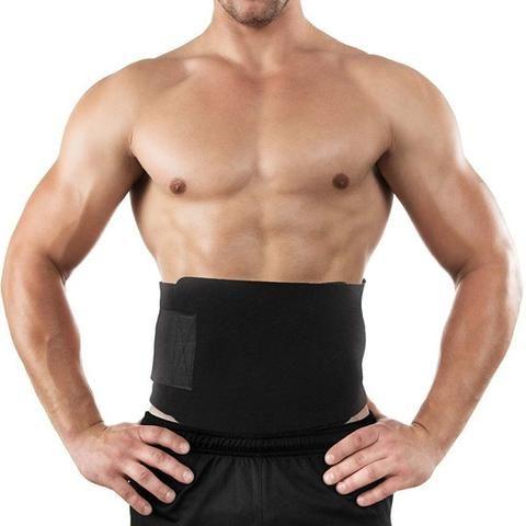 Weight Loss Women Men Waist Trimmer Belt More Things For You