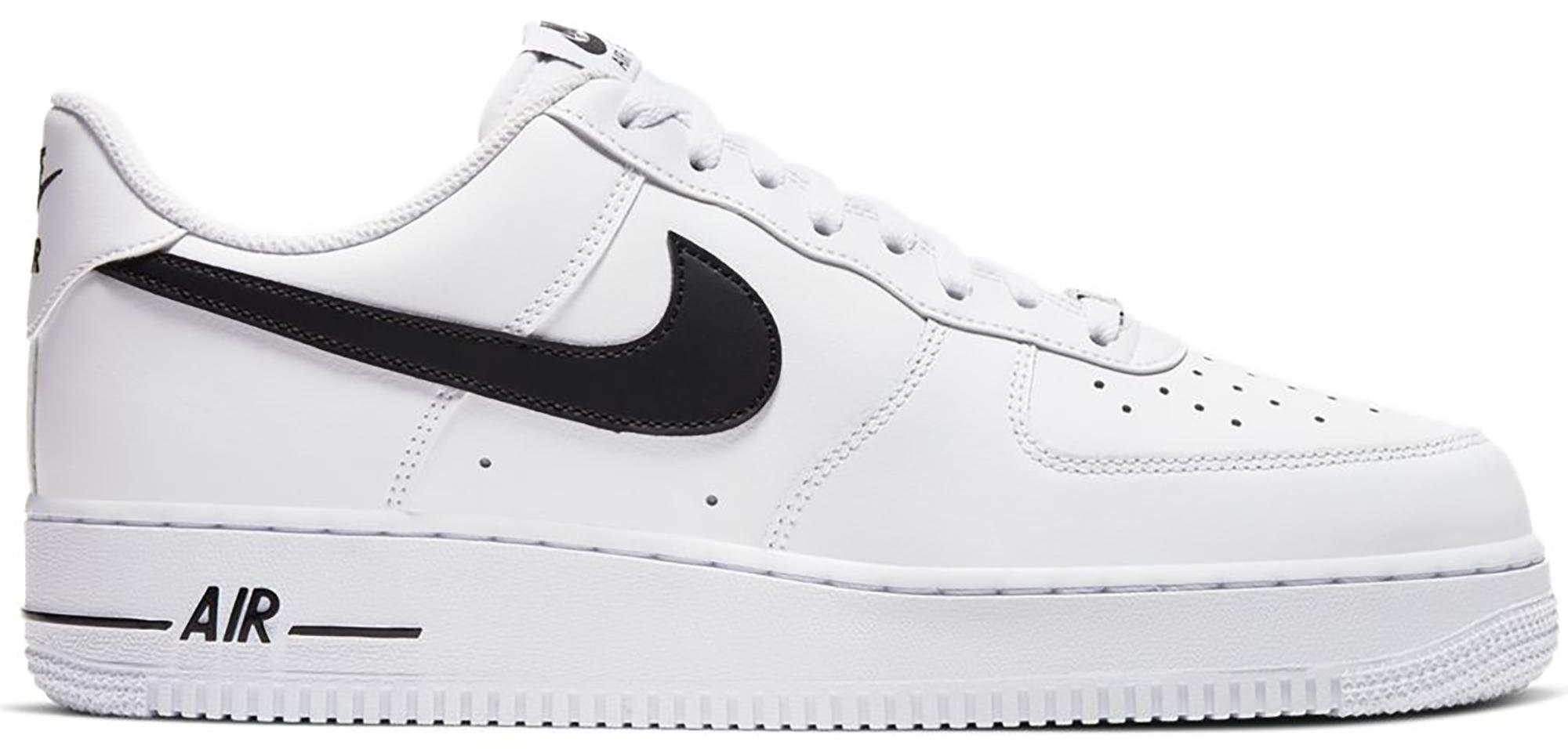 Nike Air Force 1 Low White Black (2020