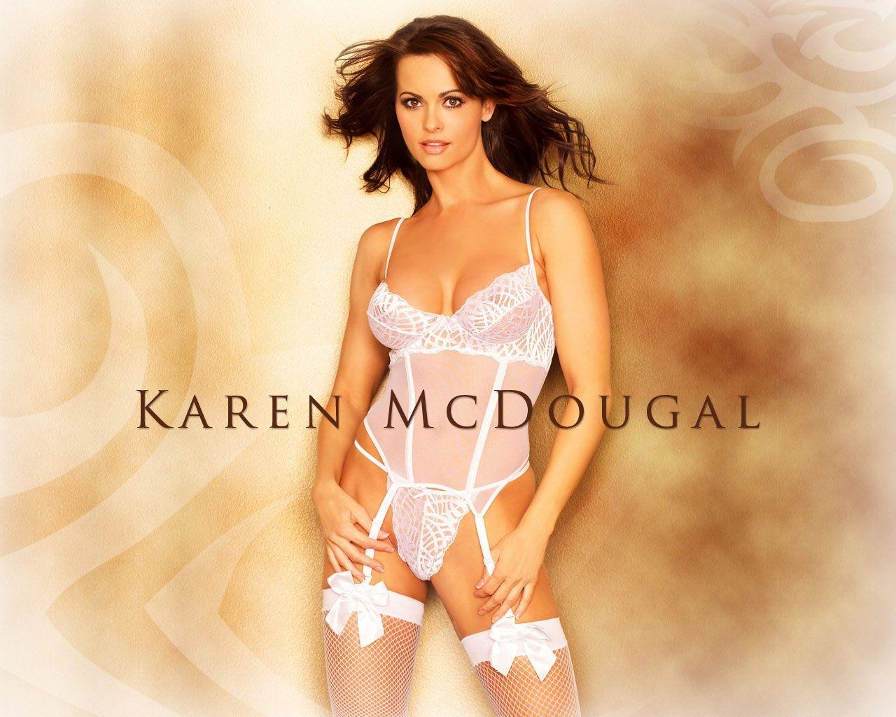 Playboy playmate karen mcdougal nude