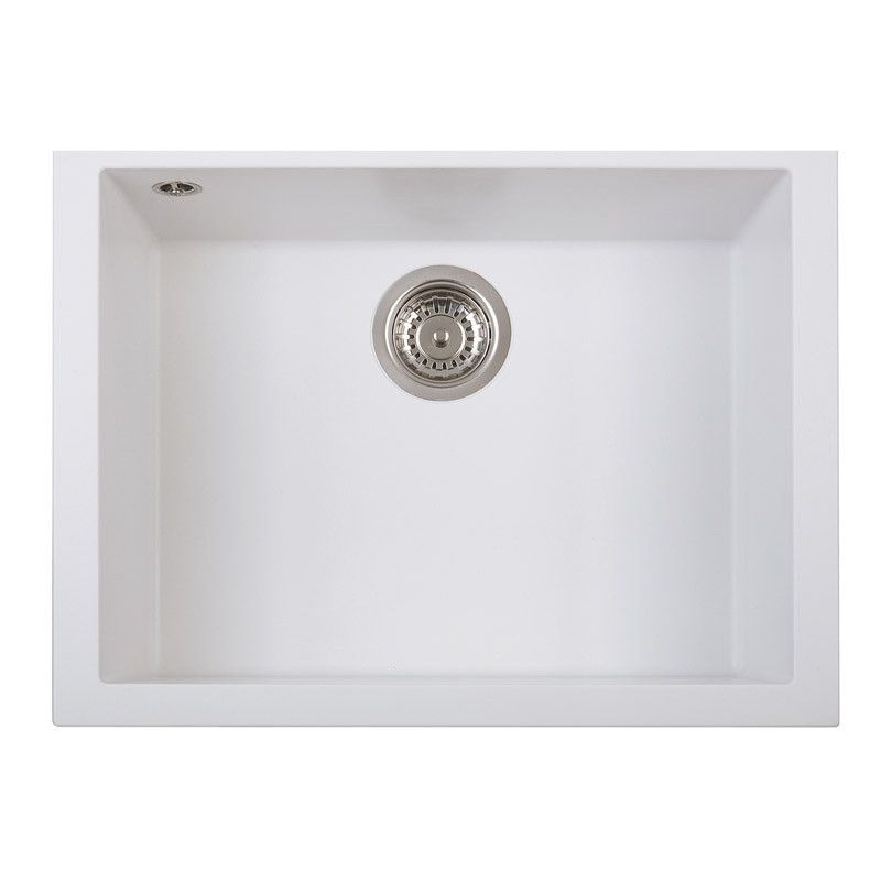 Composite Kitchen Sinks Undermount Telma composite sink on 5610 white undermount anti bacterial 5tc telma composite sink on 5610 white undermount anti bacterial workwithnaturefo