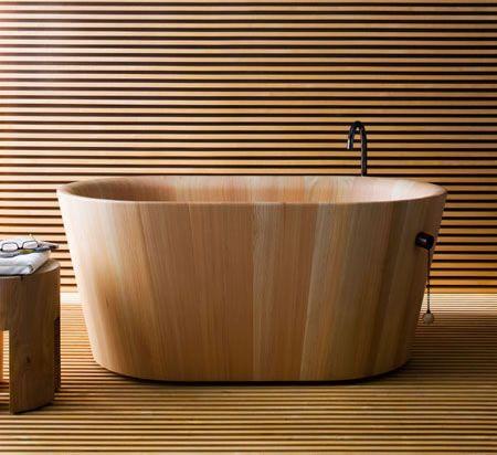 Deep Bathtub...Pretty!