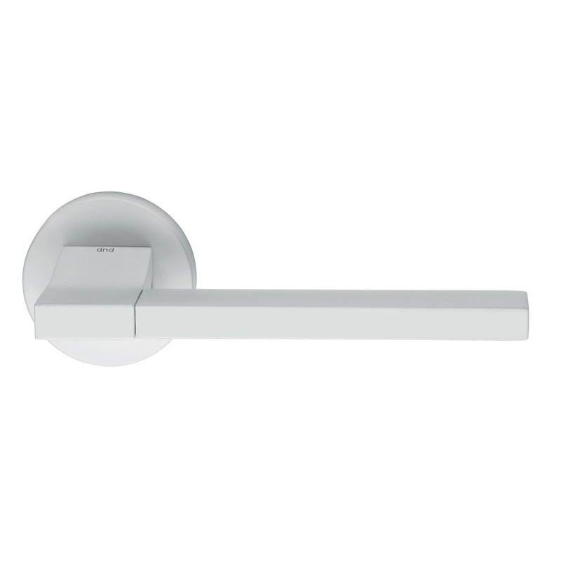 Poignée De Porte Design Modèle Change-B Finition Chromé/Chromé Mat