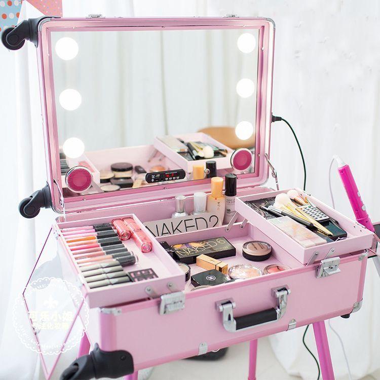 Best 25 Makeup Storage Case Ideas On Pinterest Diy