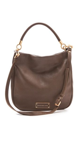 0d005a889579a Marc by Marc Jacobs Too Hot to Handle Hobo ~ Beautiful handbag, durable  pebbled leather