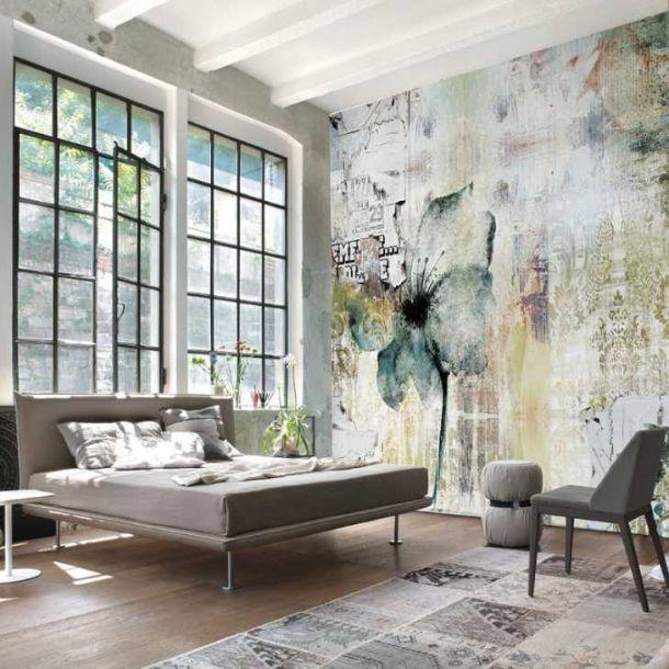 Murale arredamento casa pinterest arredamento casa e for Carta parati murales