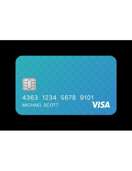 Paypal Vcc Virtual Credit Card Paypal Gift Card Credit Card