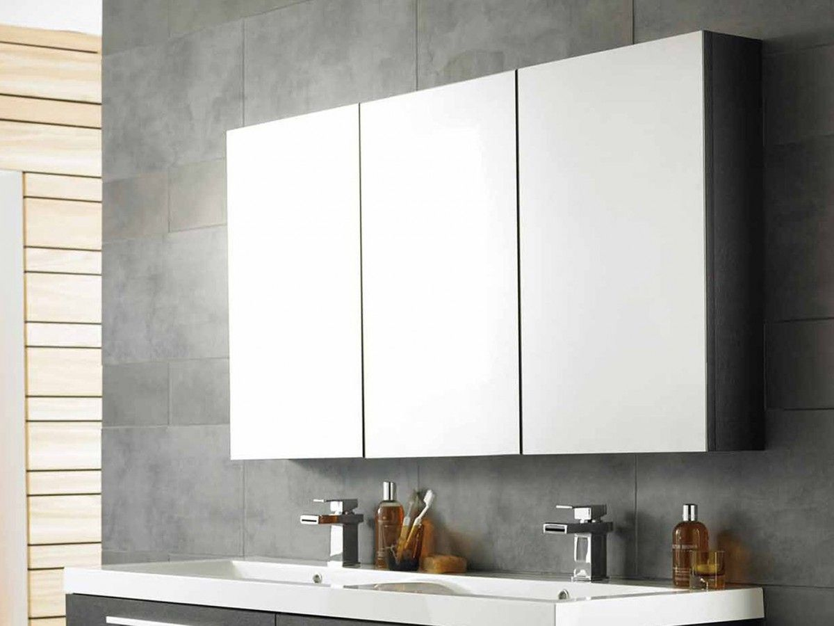 Bathroom Mirror Ideas To Inspire You Bathroommirror Tags Cabinet With Lights