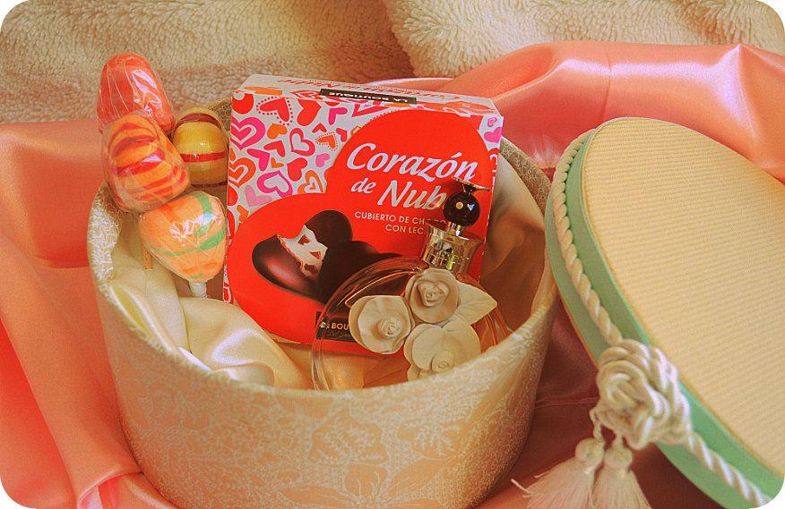 Manualidades propuesta de regalo original para regalar el - San valentin regalos ...