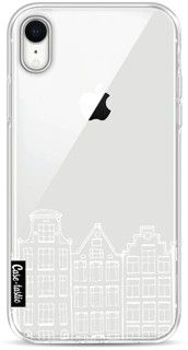 Softcover Apple Iphone Xr Amsterdam Canal Houses White Amsterdam Canals Apple Iphone Iphone