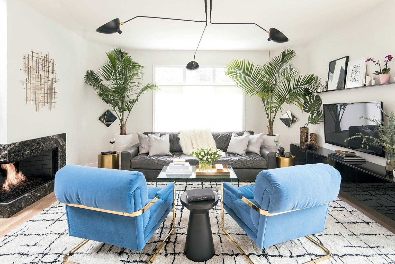 A Millennial Couple On A Budget Used Ebay And Craigslist To Create Their Dream House Restoration Hardware Sofa Apartment Inspiration Dream House