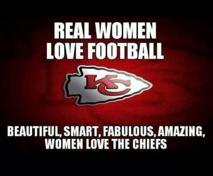 35466d17 Real women love football...amazing women love the KC Chiefs ...