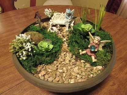 Photo of Fairy garden paths #fairy #garden #paths _ märchengartenwege _ allées du jardi …