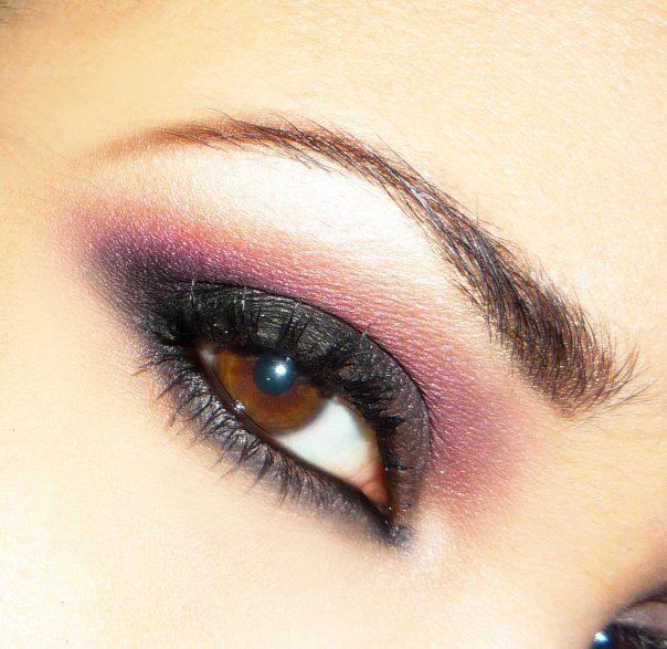 Haifa Wehbe Inspired Arabic Style Eye Makeup Eye Make Up