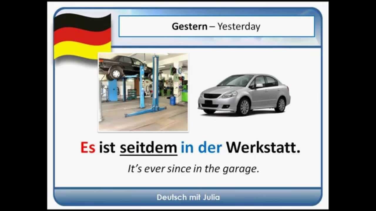 Deutsch Lernen A1 und B1