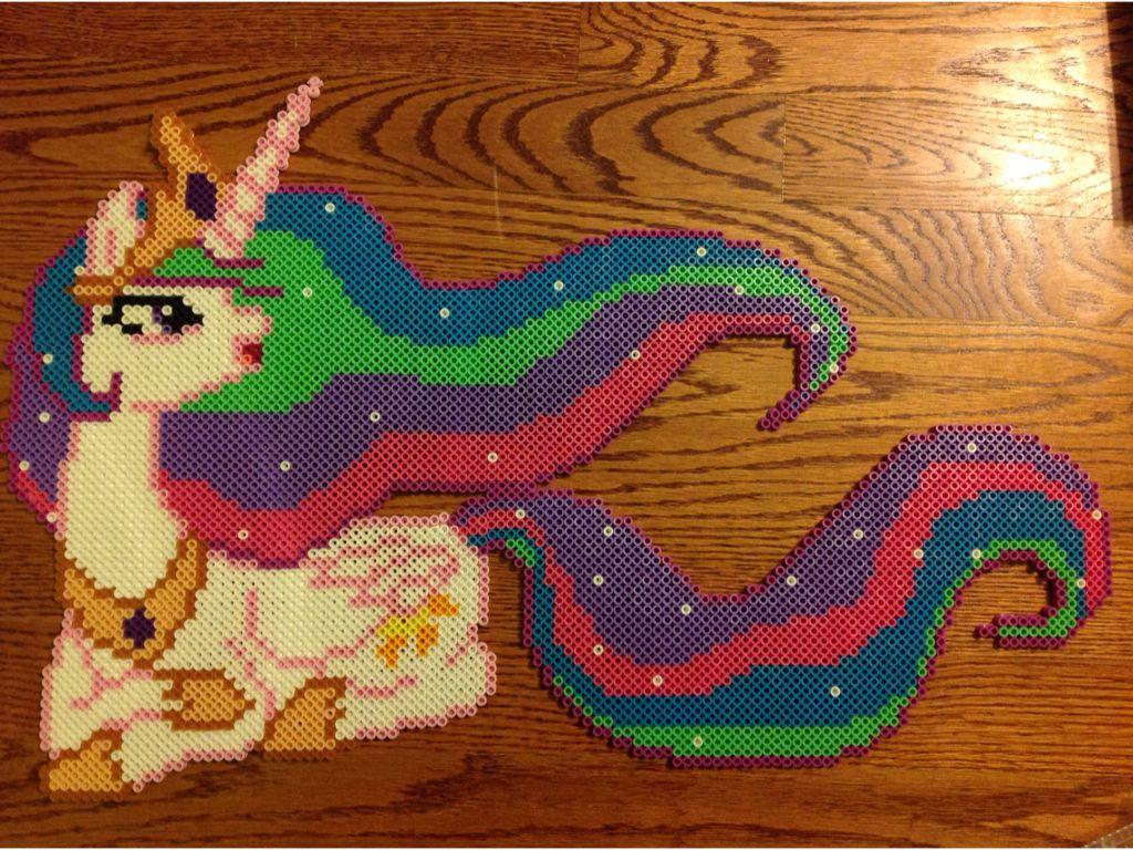 картинки плетение из бисера единорожки