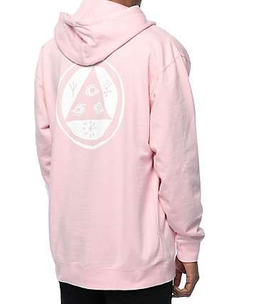 055ea1e7949 Welcome Latin Talisman Pink Hoodie | birthday presents | Hoodies ...