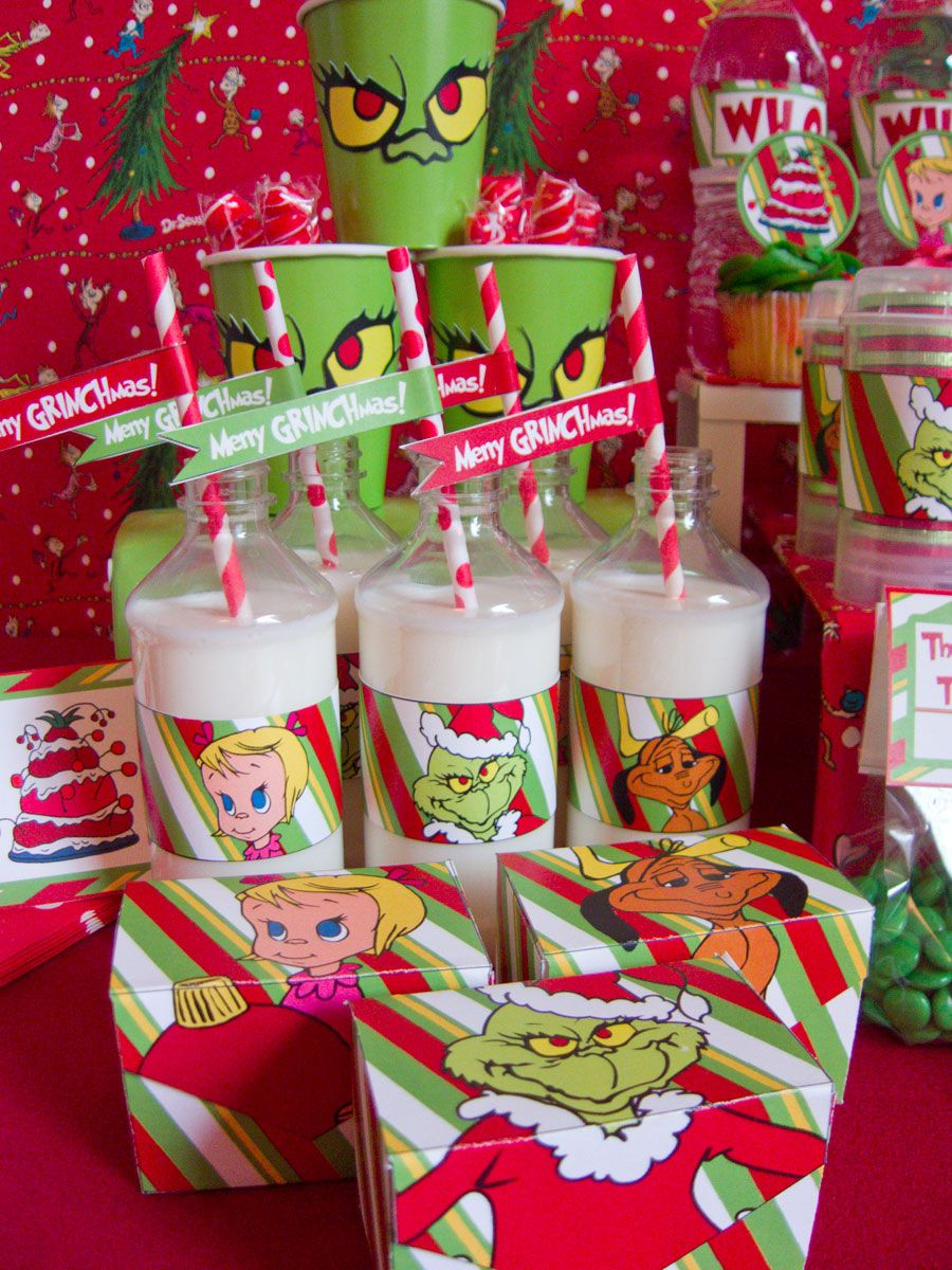 Grinch Party Supplies Near Me Unique Birthday Party Ideas And Themes