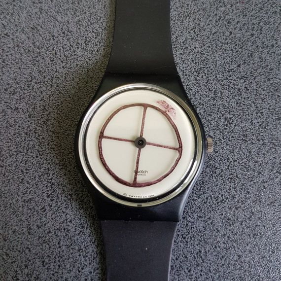 New 1991 Swatch Watch Standard Wheel Animal GZ120, Vintage Swatch Watch, Rare Wheel Animal Swatch Model, Genuine Swtach Wtach,   Tags : swatch watches women, vintage swatch watches, 80's swatch watches, swatch watches silver, swatch watches 2016, mens swatch watches, swatch watches irony, swatch watches chrono, swatch watches automatic, black swatch watches, swatch watches scuba, swatch watches classic, swatch watches for men, swatch watches retro, swatch watches orange,