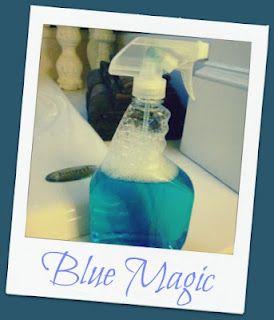 Blue Magic...Dawn and Vinegar