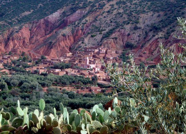 Tahanaout Morocco