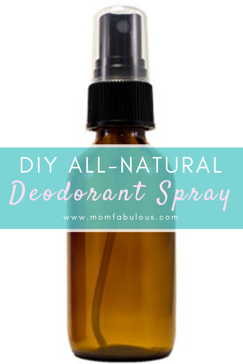 DIY Deodorant - How To Make An All Natural Organic Deodorant At Home