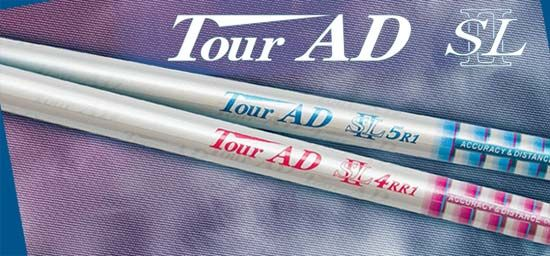 Graphite Design Tour AD SL II 4 Available at fairwaygolfusa.com #fairwaygolfusa #graphitedesign #tourad