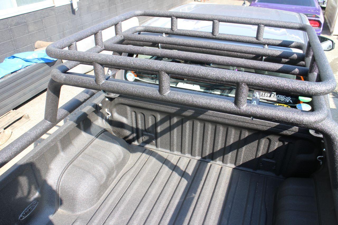 ハイラックス用 ロールバー ルーフラック Line X ラインエックス モデル By サクソン ハイラックス ルーフラック サクソン
