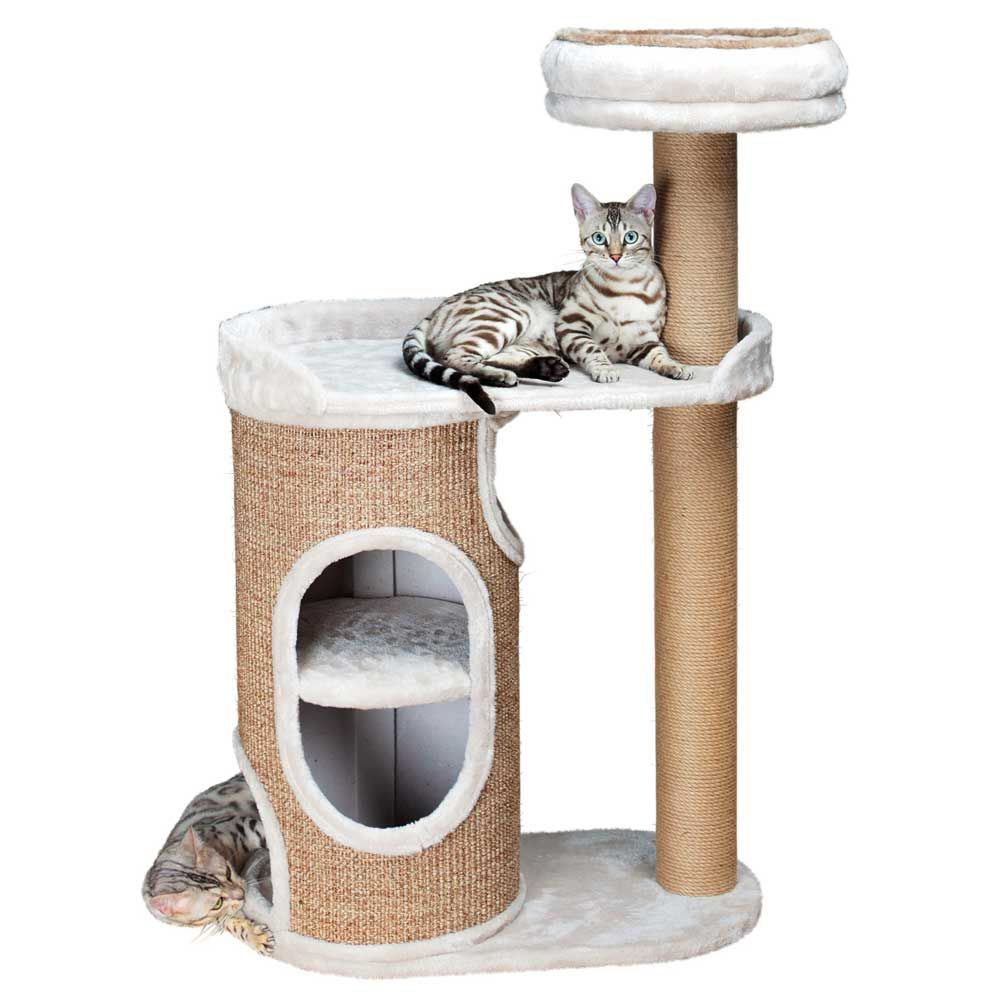 Trixie Kratzbaum Falco Pet Furniture Scratching Post Cat Condo