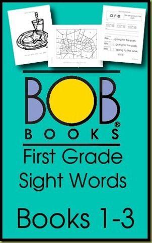 Free Bob Books First Grade Printables Royal Baloo First Grade Sight Words Bob Books Sight Word Books