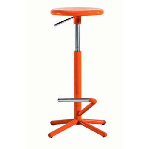 Tabouret Bar Paris Bar Driade Orange D 233 C O M A I S O N