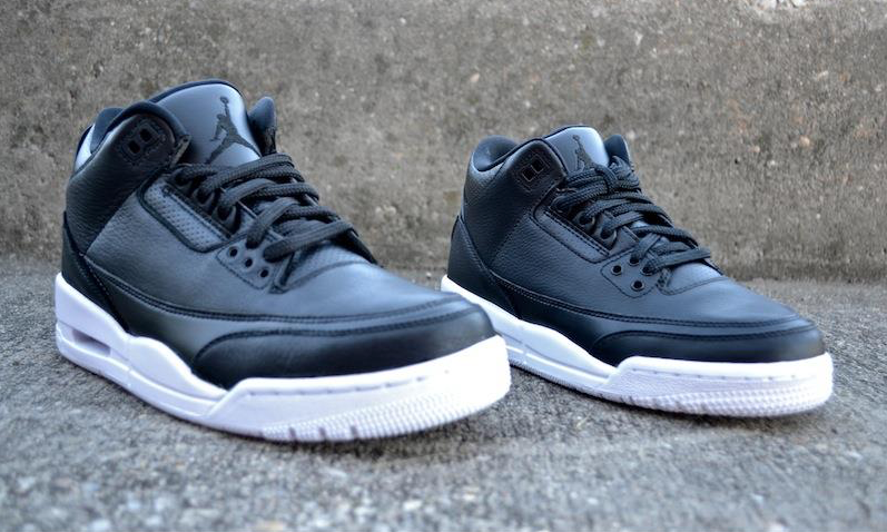 eea9f3e9bcbeb1 The Air Jordan 3 Cyber Monday Will Also Come In GS Sizes