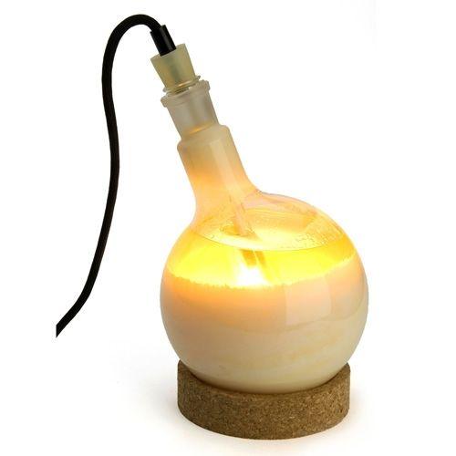 Droog Slow glow lamp