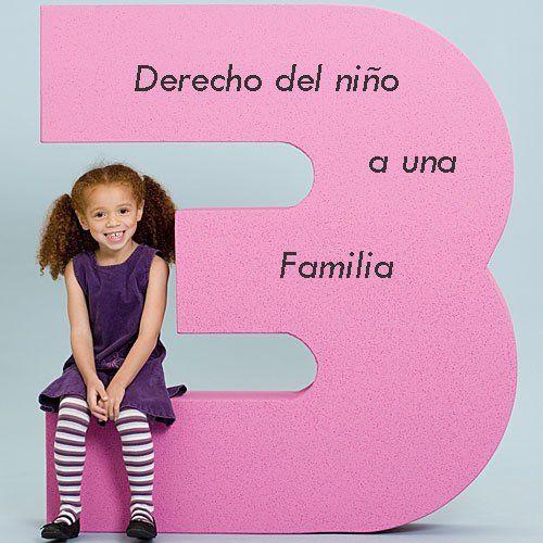 Todos Los Ninos Tienen Derecho A Tener Una Familia Que Les Proteja En La Que Apoyarse Abrigarse Y Sentirse S Derechos De Los Ninos Deberes De Los Ninos Ninos