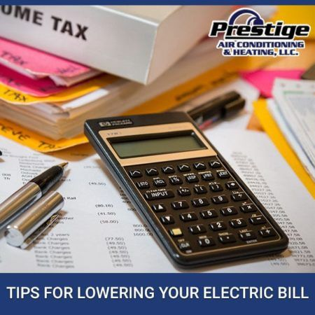 Tips For Lowering Your Electric Bill Heating And Air