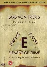 Europe Trilogy by Lars von Trier DVD 8 EUR
