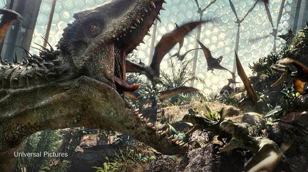 """Jurassic World"" - Twitter Search"