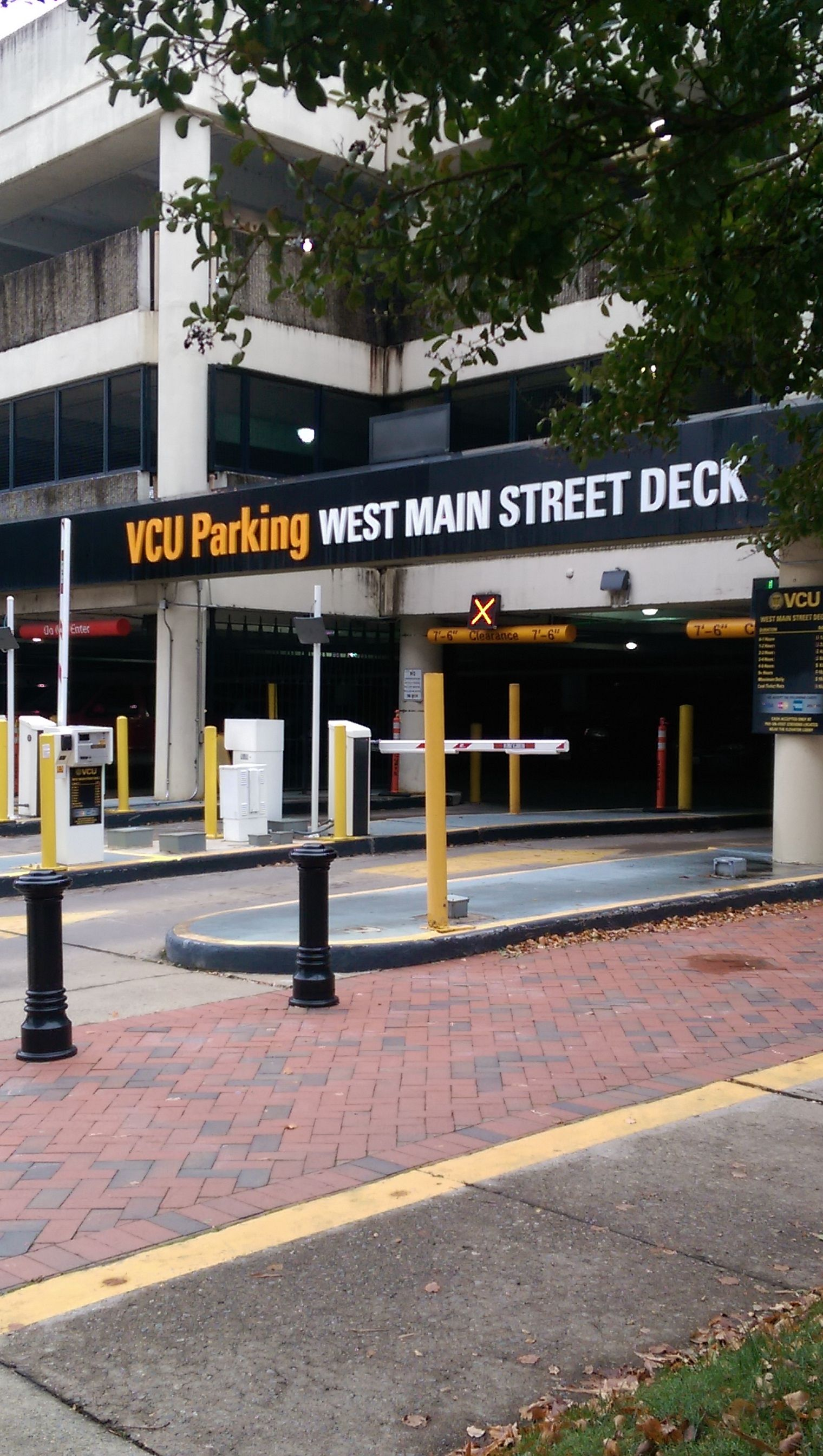 Vcucss Has Got You Covered We Can Arrange Parking For Events Hosted