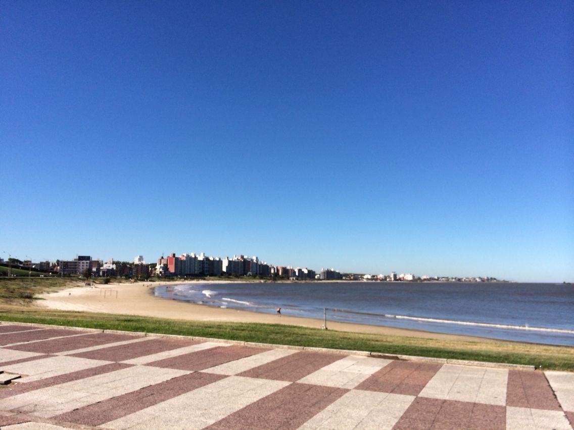 Playa del Buceo Montevideo